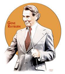 Gene Rayburn - Match Game by gregchapin