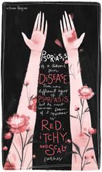Psoriasis I by Dferous