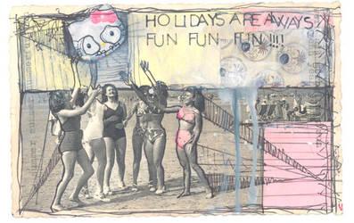 summer fun fun fun by Regitze