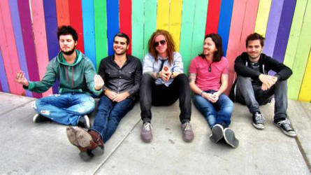 New We the Kings Bandphoto by WolfLord123