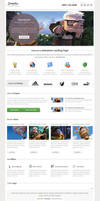 Simpler Landing Page by sunilbjoshi