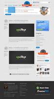 Premium PSD - Redesign by sunilbjoshi