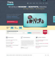 Web Development Agency by sunilbjoshi