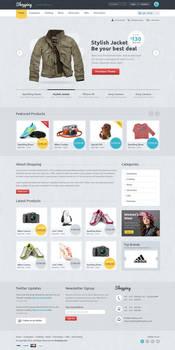 Shopping eCommerce Theme by sunilbjoshi