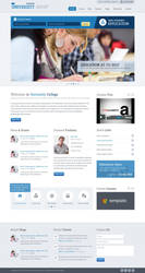 Education Wordpress Theme by sunilbjoshi