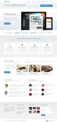 BusiProf Wordpress Theme by sunilbjoshi