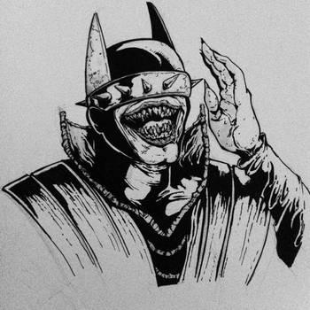 The Batman Who Laughs by PedroPimentao