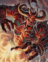 Demon by Steve-Ellis