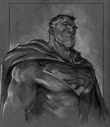 Man of Steel by Steve-Ellis