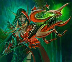 Zhar'Doom by Steve-Ellis