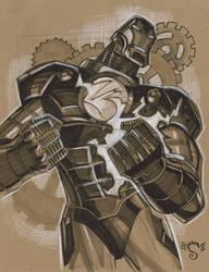 Iron.man001 by Steve-Ellis