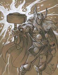 Asgard003 by Steve-Ellis