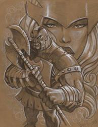 Asgard005 by Steve-Ellis