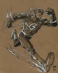 Flash.Sketch by Steve-Ellis