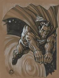 Superman.comm001 by Steve-Ellis