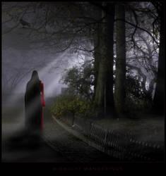 Midnight wanderings by Nightsrose