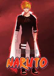 Naruto 7th Hokage by tonyohoho