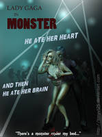 Lady Gaga Monster Movie by TonyV125