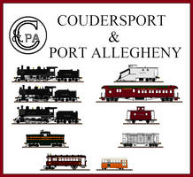 Coudersport and Port Allegheny by Andrewk4