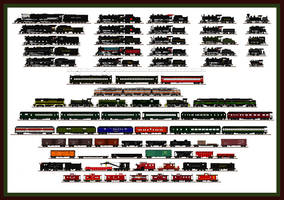 Steamtown Collection by Andrewk4