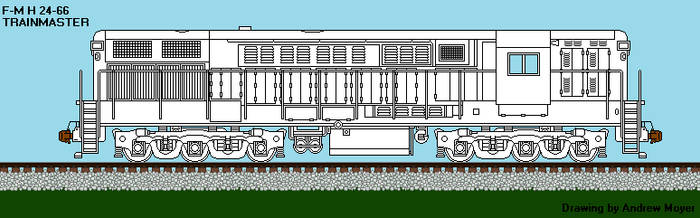 FMH 24-66 Trainmaster by Andrewk4
