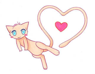 Mew by sylentsongs