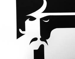 George Harrison by Sabu-Kudo