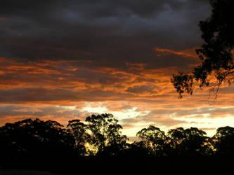 sunset part II by vkK