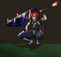 Some...Ninja..Guy by CainDraka
