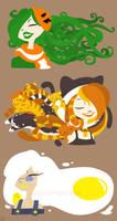 Pumpkin-Cat-Egg by raygirl