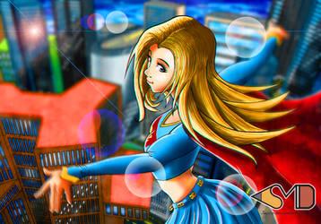 Supergirl by Jeyco
