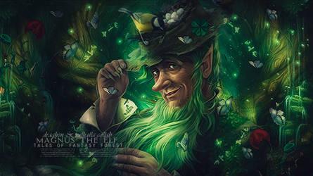 Magnus The Elf by DraghenGFX