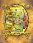 I am Catbug! by Thewog