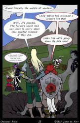 Chainmail Bikini Page 13 Chapter 1 by Thewog