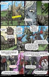 Chainmail Bikini Page 10 Chapter 2 by Thewog