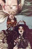 Commission: demons by dziwnym