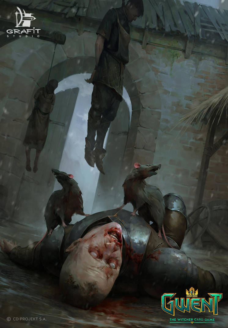 Plague by Grafit-art