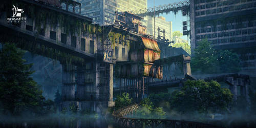 Industrial Location by Grafit-art
