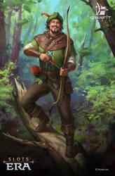 Robin Hood - Murka by Grafit-art