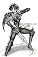 Assassin of Diablo II by DaosX