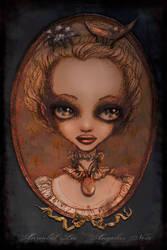 Annabel Lee by AngelusNoir