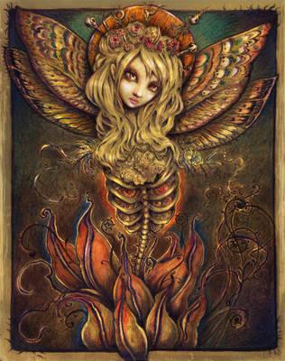 Goddess by AngelusNoir