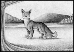 Just a Fox by Berenfox