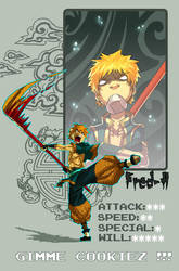 My pixel ID by Fred-H