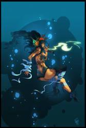 Mermaid by Fred-H