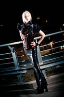 latex lady by Atorka02