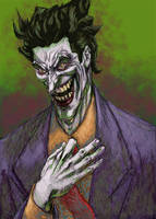 The Joker by jel