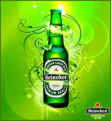 Heineken Advertisement by Stan88
