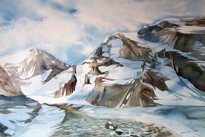 Mountains by Ancreathe