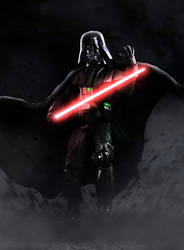 Darth-Vader-poster-4 by ricktimusprime0825